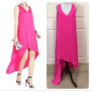 NWT! BCBG Max Azria Pink Avery dress